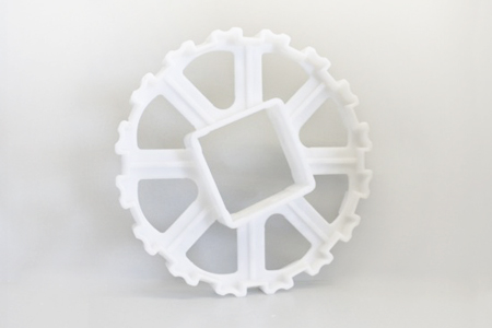 16T 80mm Square Sprocket